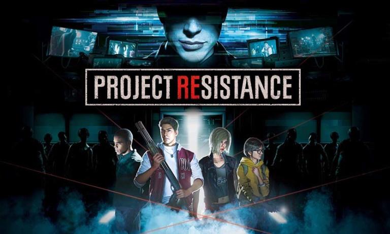 น่าเล่นมาก! เกม Project Resistance รูปแบบ 4Vs1 ของซีรีย์ Resident Evil
