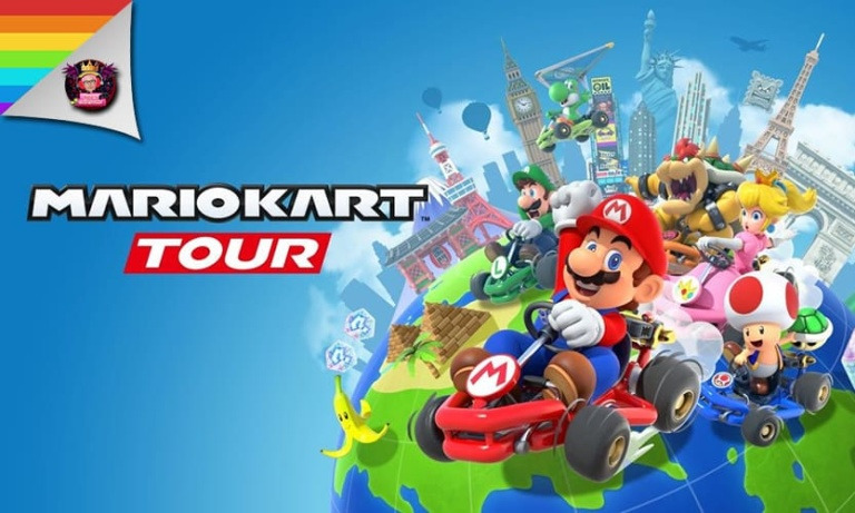 [Review] Mario Kart Tour ตะลุยรอบโลกกับพี่หนวดจอมซิ่ง ไฟเออร์!!!