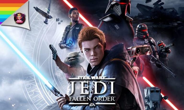 Star Wars Jedi: Fallen Order รอยต่อเรื่องราวของเจได พลังจงสถิตอยู่กับเจ้า!!!!