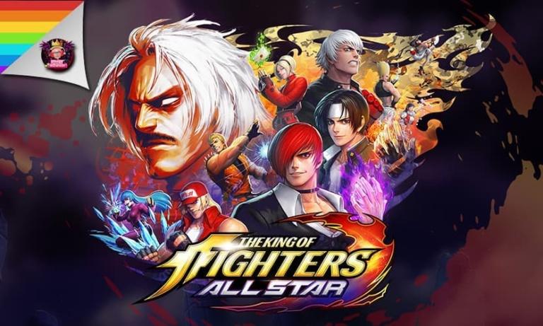 The King of Fighters ALL STAR  เกมต่อสู้ระดับตำนานแห่งยุค 90