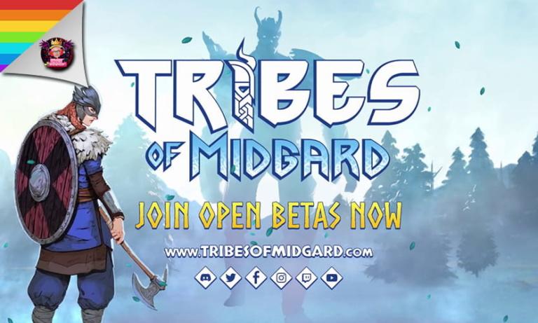 Tribes of Midgard มหากาฬสงครามวันสิ้นโลก Ragnarok