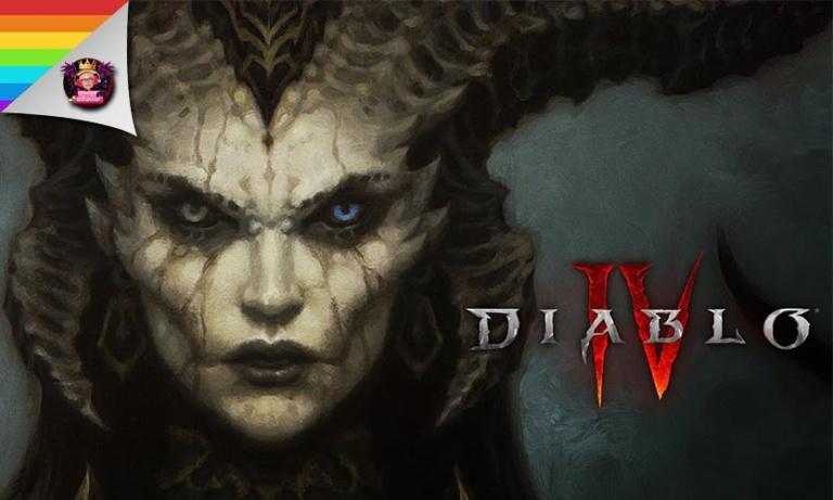 Diablo 4 ตำนานของสงครามเทพปีศาจ การคืนชีพอีกครั้งของจ้าวนรก