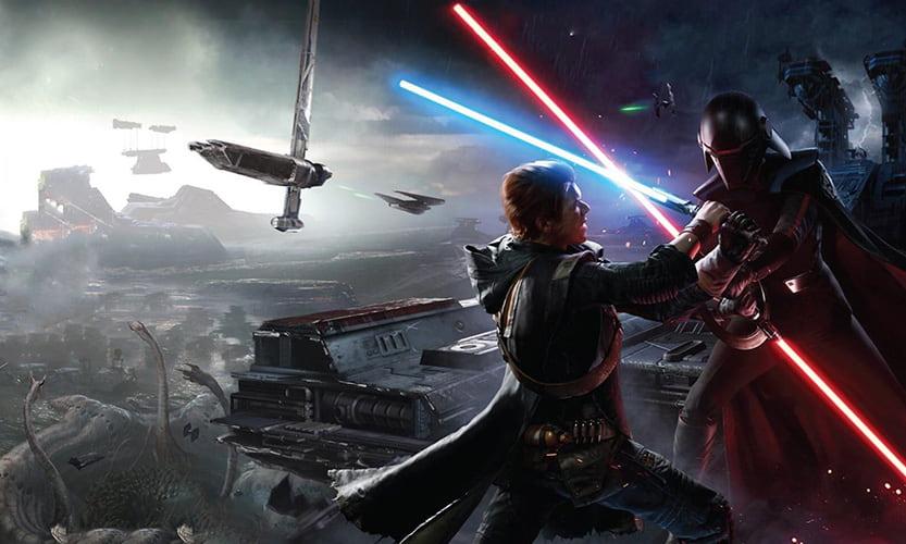 Star Wars Jedi Fallen Order content