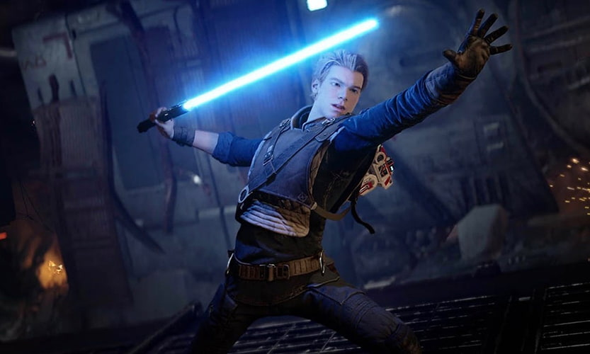 Star Wars Jedi Fallen Order power