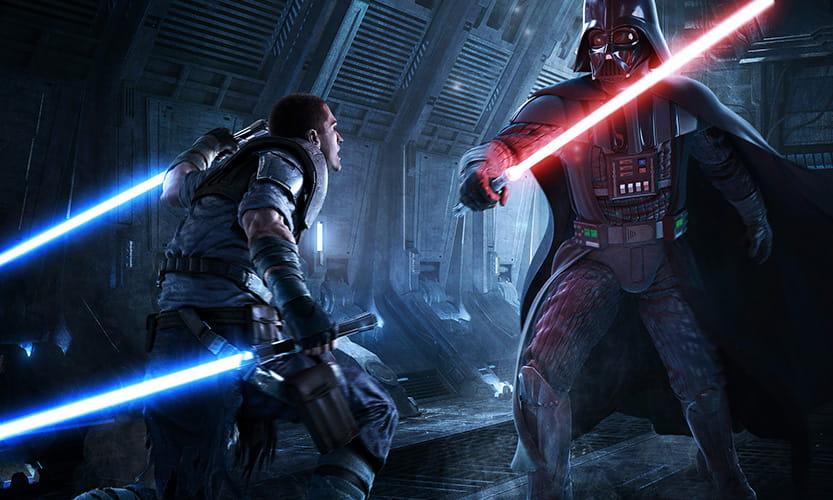 Star Wars Jedi Fallen Order sword