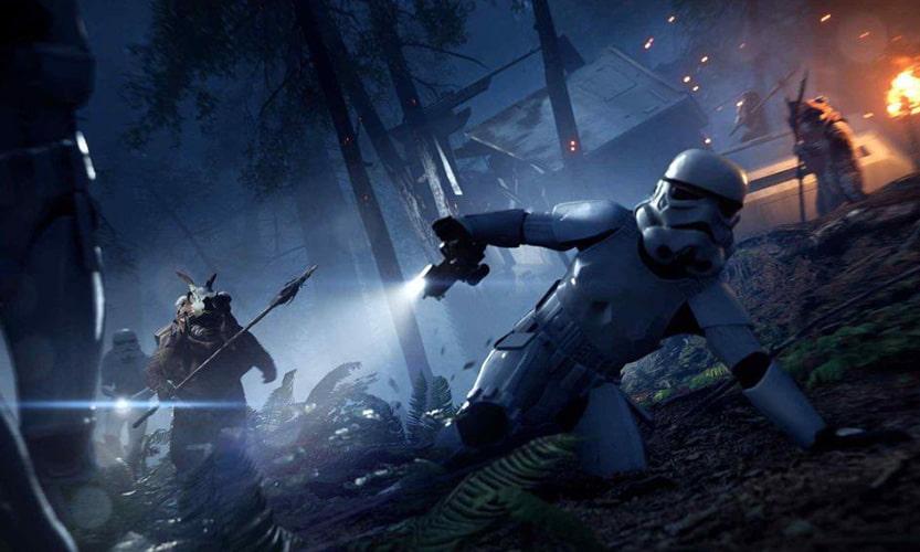 Star Wars Jedi Fallen Order war