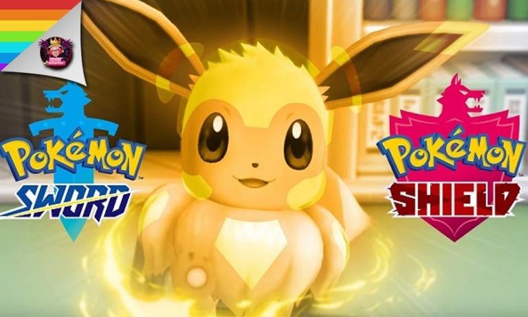 Pokemon Sword & Shield ตำนานบทใหม่มหากาพย์เกม