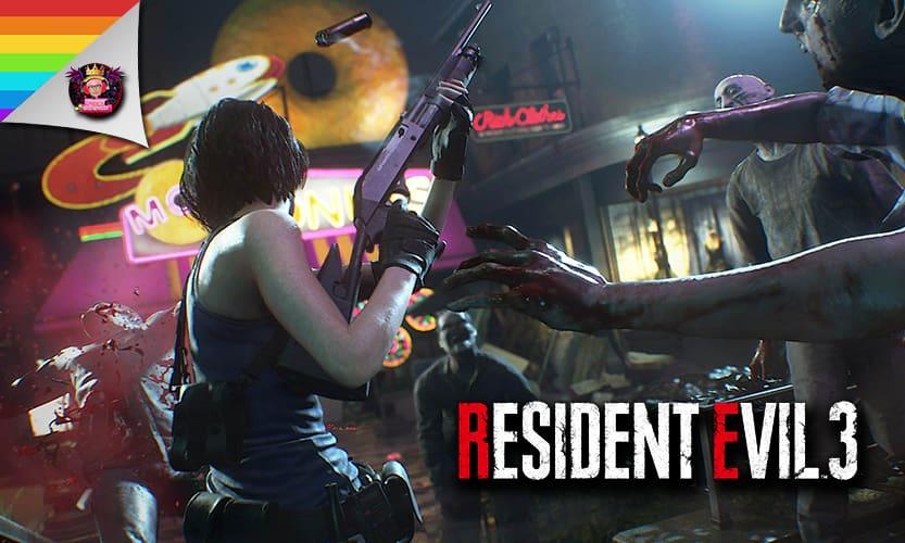 Resident Evil 3 Remake game