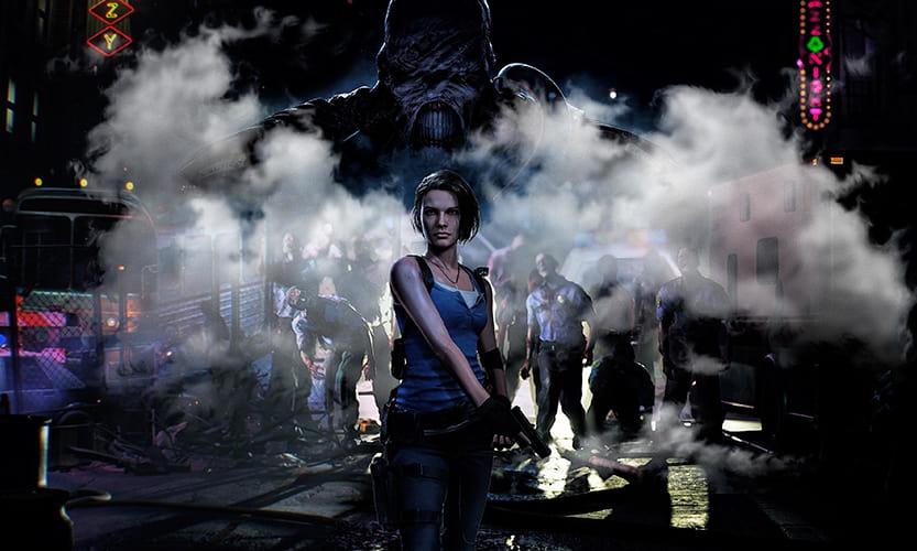 Resident Evil 3 Remake spec