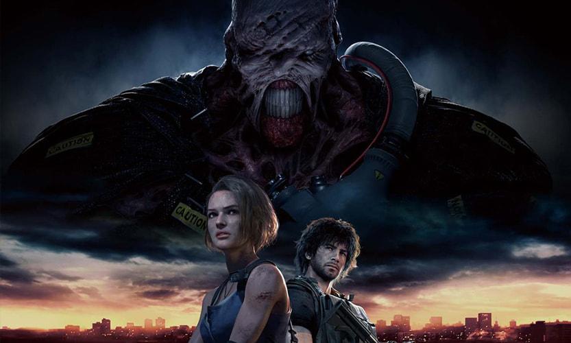 Resident Evil 3 game