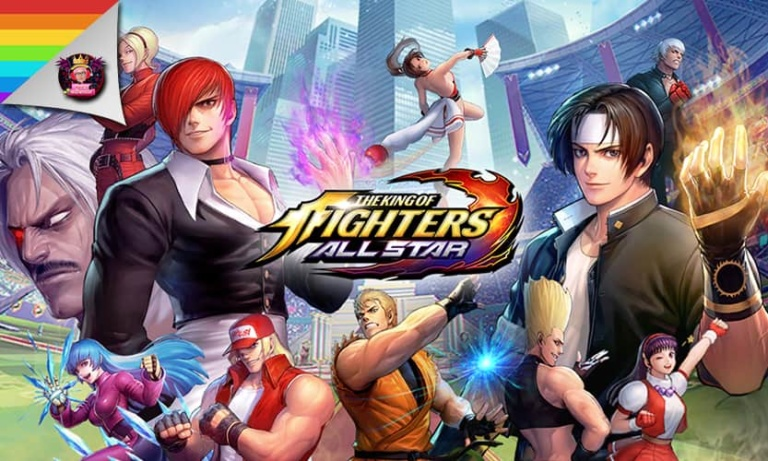 [Review] The King of Fighters ALL STAR ตำนานการต่อสู้แห่งยุค 90