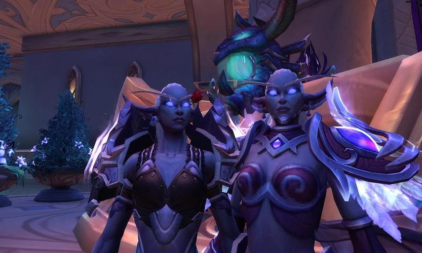 World Of Warcraft big community