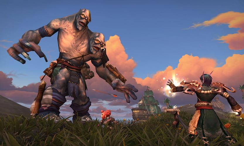 World Of Warcraft spec