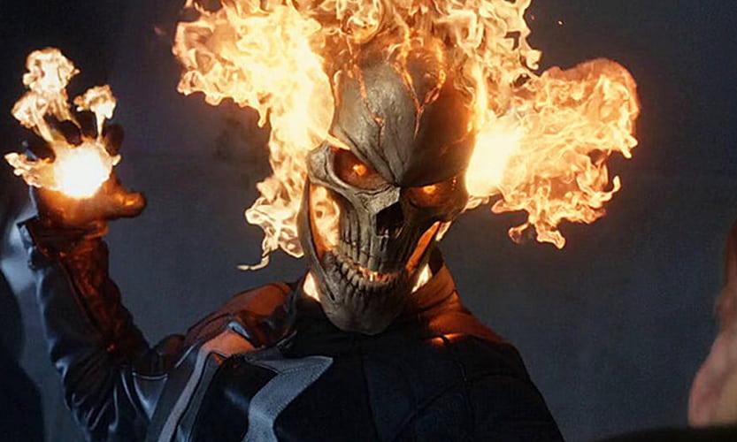 GhostRider fire