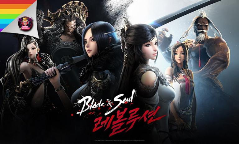 เปิด 4 อาชีพพื้นฐานใน Blade & Soul Revolution Mobile
