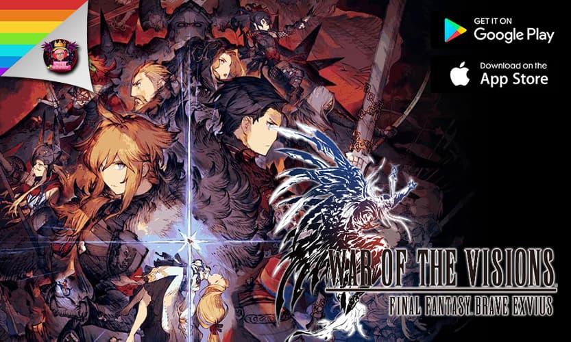 Final Fantasy Brave Exvius news