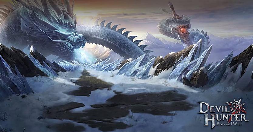 Devil Hunter Eternal War dragon