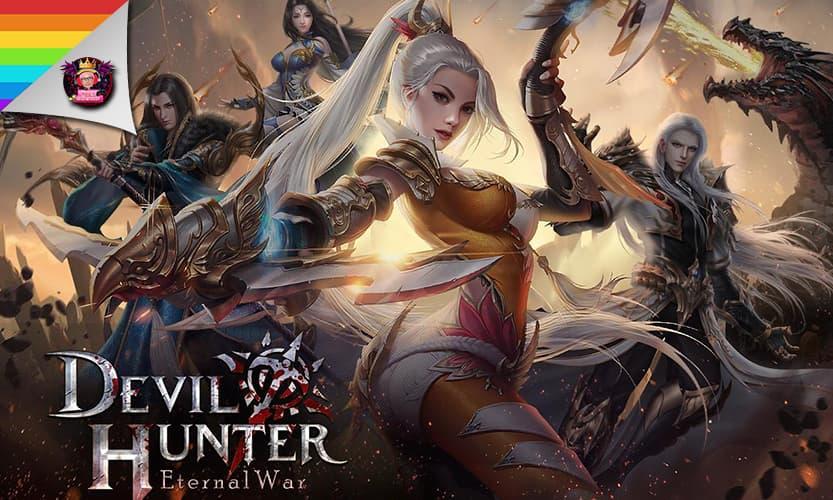 Devil Hunter Eternal War news