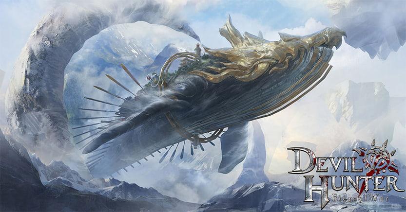 Devil Hunter Eternal War whale