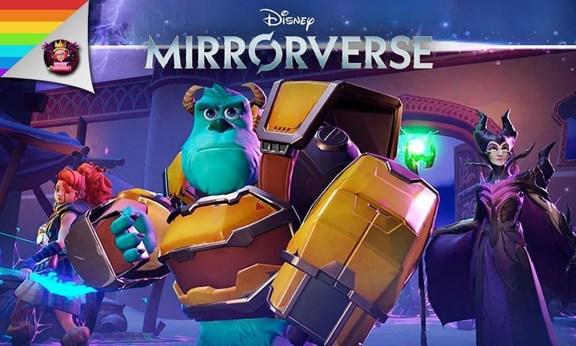 Disney Mirrorverse game