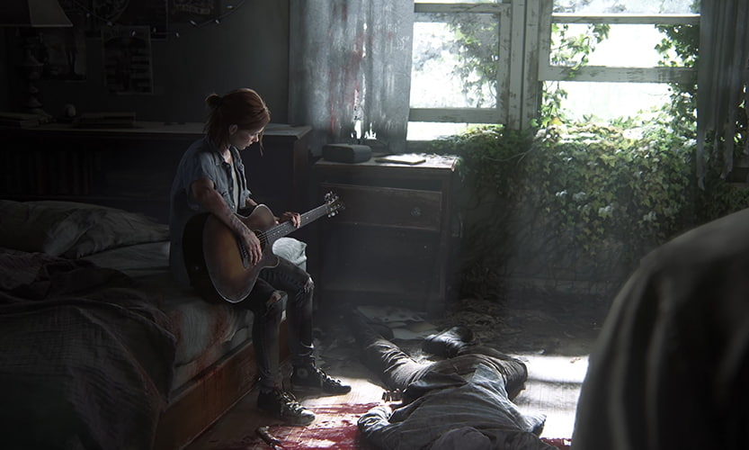 The Last of Us Part 2 dead