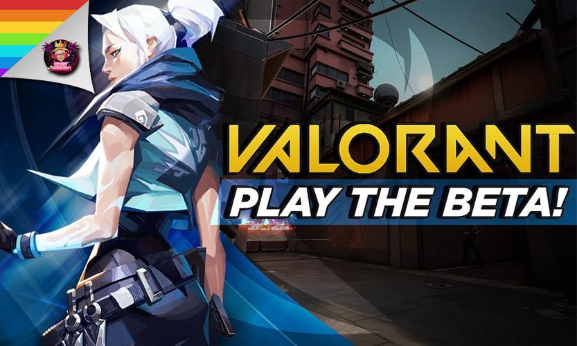 Valorant game