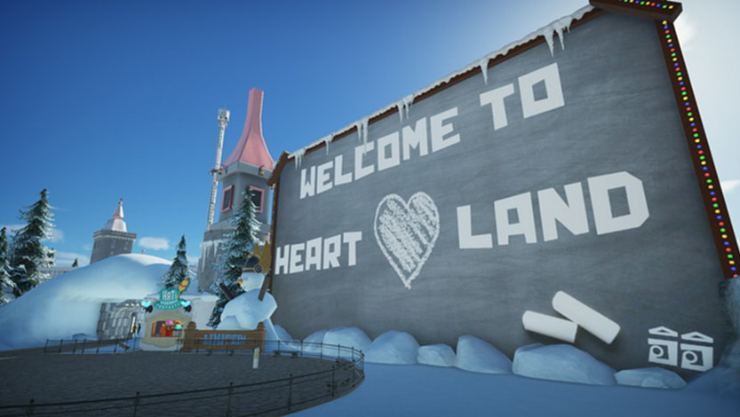 HEARTLAND welcome