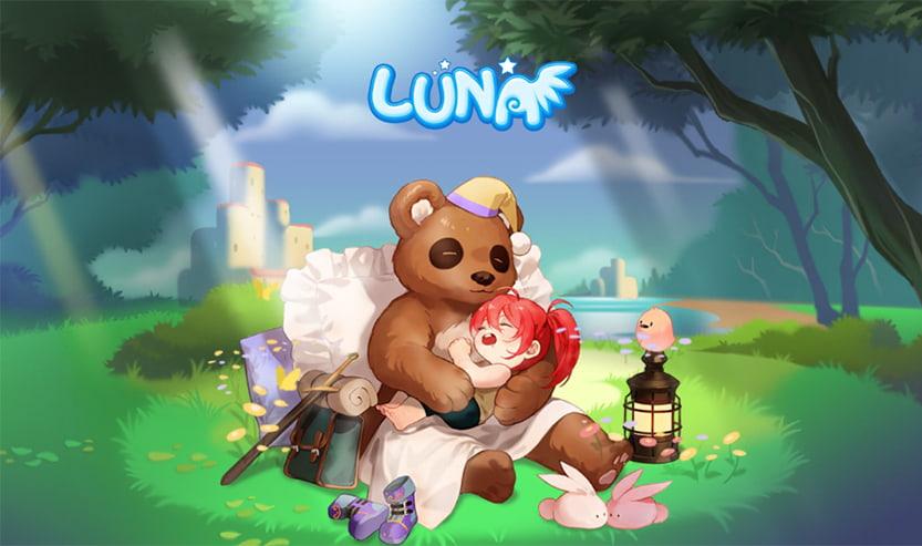 Luna Mobile cute