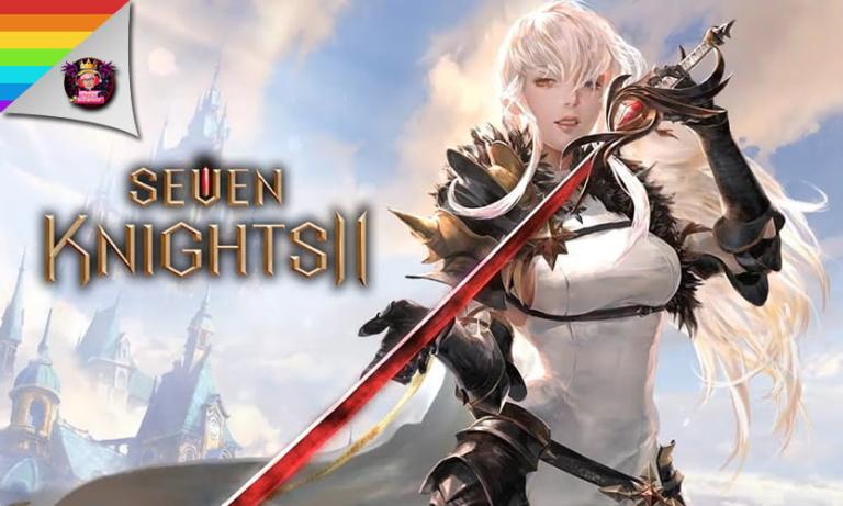 ทีมงาน Netmarble ปล่อยภาพโลโก้ใหม่ Seven Knights II แนว MMORPG