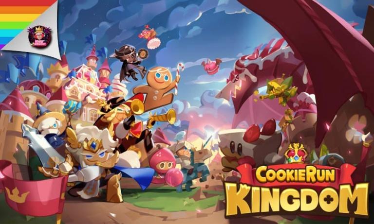 แนะนำเกมมือถือน่าเล่นยอดฮิต จัดอันดับตัวละคร Cookie Run: Kingdom