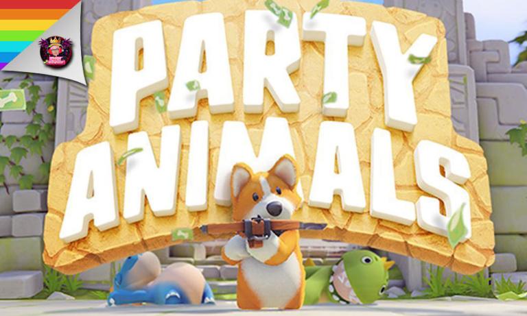 Party Animals เกมปาร์ตี้ต่อสู้สุดกวน เล่นที่มือ เจ็บที่คอ