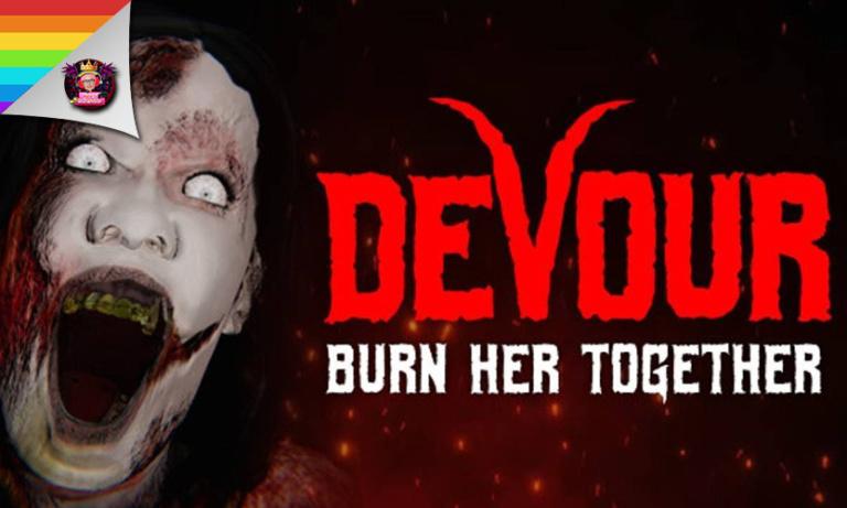 [Review] DEVOUR เกมผีสยองขวัญสั่นประสาท ไม่เผาเธอให้ตาย เธอก็จะล่าฆ่าเรา