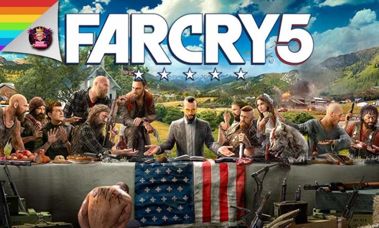 [Review] Far Cry 5 เกมภาคที่ยอดเยี่ยมที่สุดในซีรี่ส์ เหมือนจะดีแต่ยังไปไม่สุด
